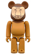 BE@RBRICK 100% Lion