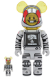 BE@RBRICK BILLIONAIRE BOYS CLUB × NEIGHBORHOOD 100% & 400%