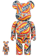 DICKIES 95th Anniv. BE@RBRICK 100% & 400%<br>