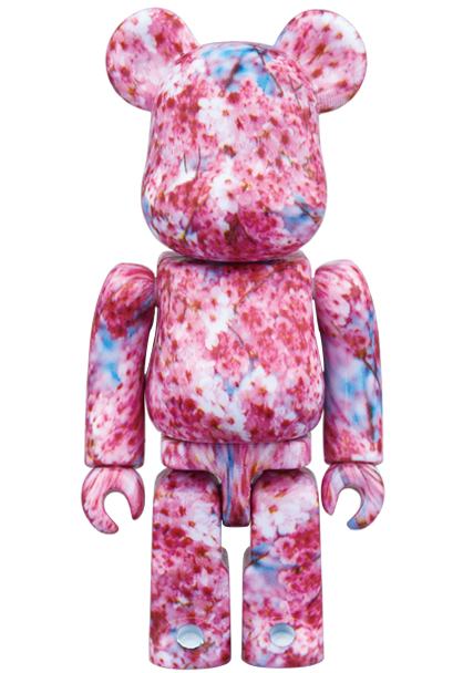 mika ninagawa SAKURA 100% /& 400% New in Box Medicom Toy Be@rbrick Bearbrick M