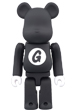 BE@RBRICK GOODENOUGH BLACK 100%