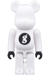 BE@RBRICK GOODENOUGH WHITE 100%