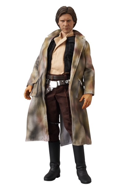 Enterbay & Medicom's Ultimate Unison Han Solo Endor from Return of the Jedi 066_01_45s5a67