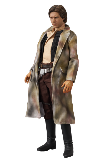 Enterbay & Medicom's Ultimate Unison Han Solo Endor from Return of the Jedi 066_02_45s5a67