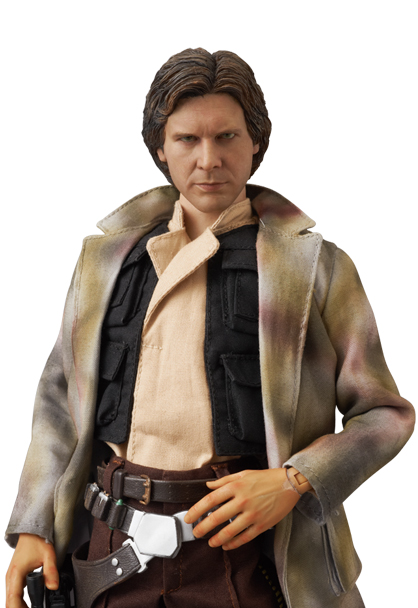 Enterbay & Medicom's Ultimate Unison Han Solo Endor from Return of the Jedi 066_04_45s5a67