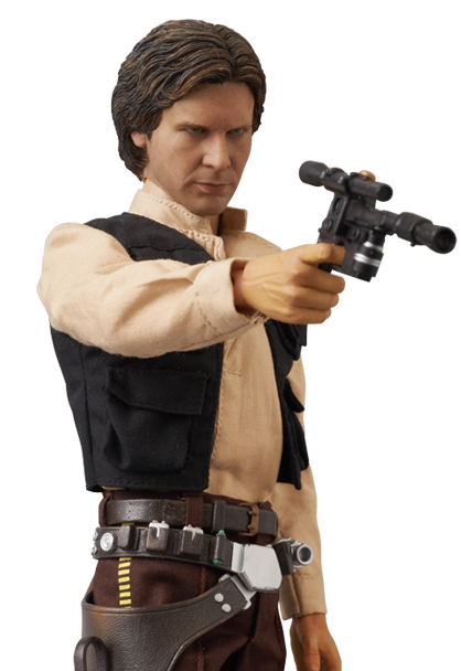 Enterbay & Medicom's Ultimate Unison Han Solo Endor from Return of the Jedi 066_05_45s5a67