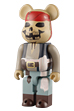 Pirates of the Caribbean 400% BE@RBRICK