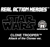 STAR WARS - CLONE TROOPER - (AOTC Vers) - (RAH 382 403 404) 080123_002rogo