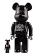 QUEEN BE@RBRICK 100% & 400% SET