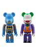 BATMAN(TM) & JOKER BE@RBRICK