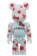 atmos X HELLO KITTY BE@RBRICK