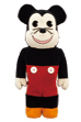 WORLD WIDE TOUR BE@RBRICK 400% MICKEY MOUSE
