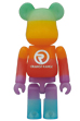 BE@RBRICK ORANGE RANGE(R) RAINBOW (G.I.D.)