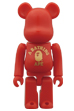 BE@RBRICK BAPE(R) RED