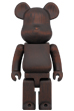 BE@RBRICK カリモク <br> ROSEWOOD PAINT 400%