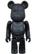 BE@RBRICK DARTH VADER(TM) CHROME Ver.100%