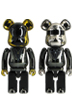 超合金 BE@RBRICK DAFT PUNK(Random Access Memories Ver.)2PACK