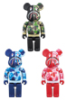 BAPE(R) CAMO SHARK BE@RBRICK 400%