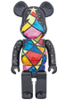 2016 Xmas BE@RBRICK Stained-glass tree Ver. 400%