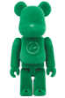 BE@RBRICK fragment design THE PARK・ING GINZA 100%