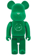 BE@RBRICK fragment design THE PARK・ING GINZA 400%