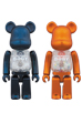 MY FIRST BE@RBRICK Pearl Orange Ver. 100%