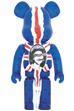 BE@RBRICK God Save The Queen Clear Ver. 1000%