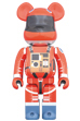 BE@RBRICK SPACE SUIT ORANGE Ver.1000%