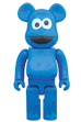 BE@RBRICK COOKIE MONSTER 400%