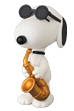UDF PEANUTS シリーズ6 SAXOPHONE PLAYER SNOOPY