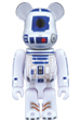 BE@RBRICK R2-D2(TM) (STAR WARS(TM) 40th Anniv. Ver.)