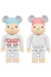 BE@RBRICK Little Twin Stars キキ&ララ 400%