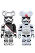 CAPTAIN PHASMA(TM) & FN-2187(TM) BE@RBRICK STAR WARS(TM) 2PACK
