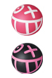 VCD ANDRE SARAIVA MR. A BALL PINK/BLACK