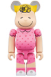 BE@RBRICK SALLY BROWN 100%