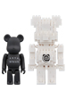 BE@RBRICK × nanoblock TM 2PACK SET B