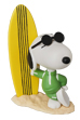UDF PEANUTS シリーズ8 JOE COOL SNOOPY w/ SURFBOARD