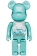 MY FIRST BE@RBRICK B@BY TURQUOISE Ver.400%