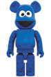 BE@RBRICK COOKIE MONSTER 1000%
