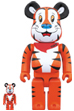 BE@RBRICK TONY THE TIGER 100% & 400%