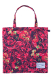 MLE M / mika ninagawa シリーズ『LEATHER ROSE』 SIMPLE TOTE BAG