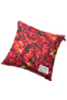 MLE M / mika ninagawa シリーズ『LEATHER ROSE』 SQUARE CUSHION COVER+PILLOW