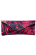 MLE M / mika ninagawa シリーズ『LEATHER ROSE』 GLASSES CASE