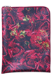 MLE M / mika ninagawa シリーズ『LEATHER ROSE』 DOCUMENT CASE A4