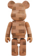 BE@RBRICK カリモク BRICK-STYLE TILES 1000%