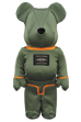 PORTER × BE@RBRICK 400% TANKER SAGE GREEN Special Edition