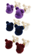 dix × BE@RBRICK / VELVET BE@RBRICK PIERCE