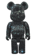 CRYSTAL DECORATE ONE OF KIND BE@RBRICK 400%