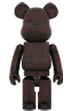 BE@RBRICK カリモク ROSEWOOD PAINT 1000%
