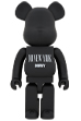 "BE@RBRICK BOOWY ""NO NEW YORK"" 1000%"